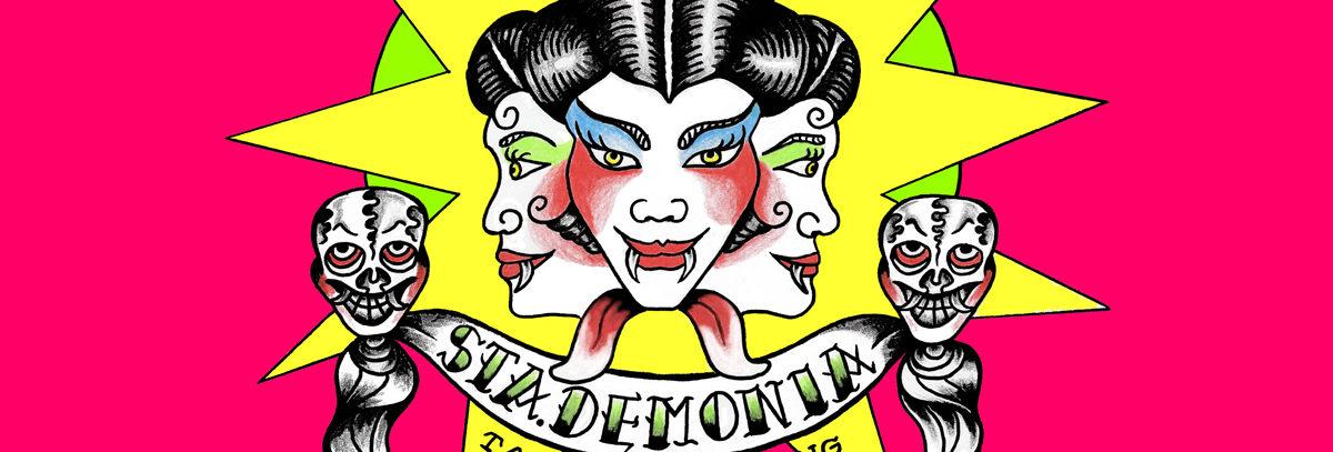 StaDemonia Tattoo Stockholm